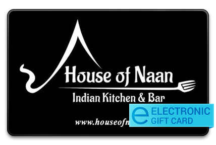 House of Naan E-Gift Card